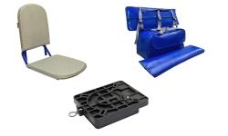 Накладки,сидения и механизмы