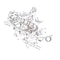 База двигателя(дистанция)