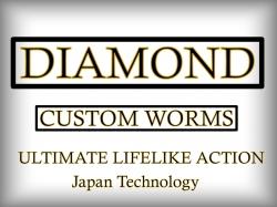 DIAMOND силиконовые приманки