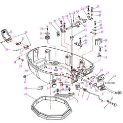База двигателя
